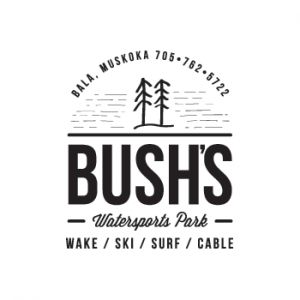 bush's watersports park logo